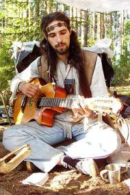 Okänd hippie dock ej från Vita Huset