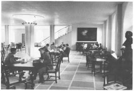Aten på 1950-talet. Foto courtesy Student i Lund