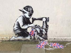 BanksyArtStolen