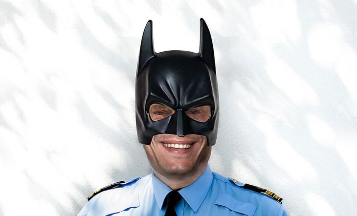 Sankt straff for polisskott