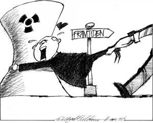 kärnkraftnej
