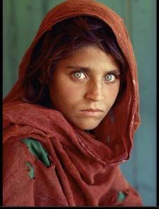 Afghan girl2