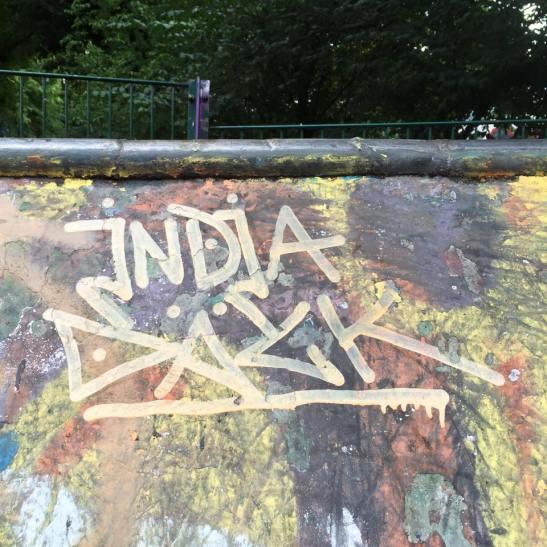 India däck