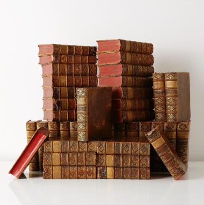 vacra böcker