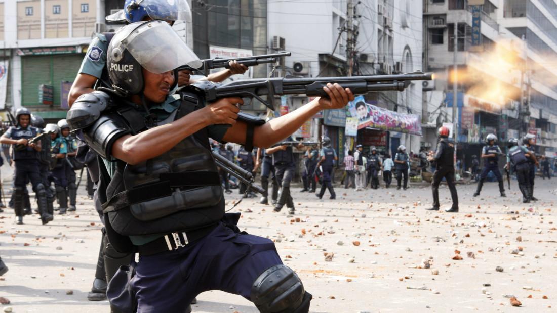 Islamists demand death penalty for blasphemy in Bangladesh