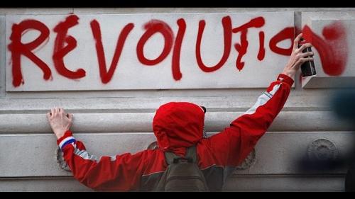 Revolution-Graffiti