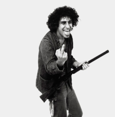 Abbie Hoffman, Yippie, New York, September 11, 1968
