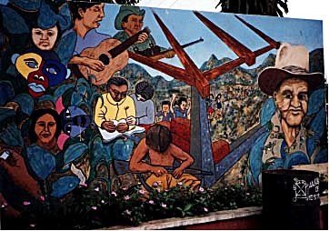 sandinista-mural