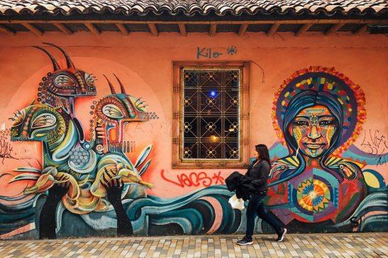 BogotaThe Guardian