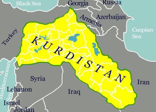 kurdistan karta Krönika 24 25/9 2017. Länge leve den frihetligt socialistiska  kurdistan karta