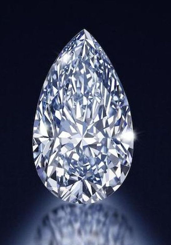 lot-188-4.03-carat-fancy-intense-blue-SI1-clarity-pear-shaped-diamond
