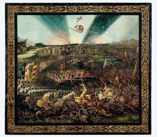 Karl den stores seger över avarerna