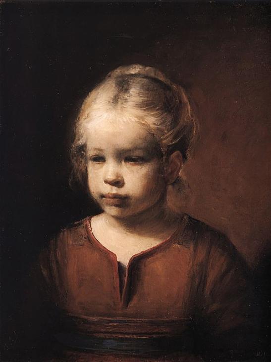 odd-nerdrum-portrait-of-a-child