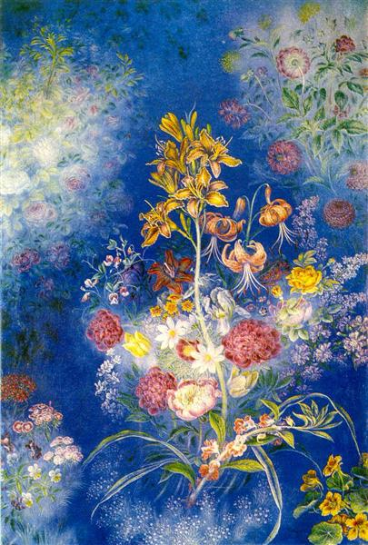 flowers-on-the-blue-background-1943.jpg!Large