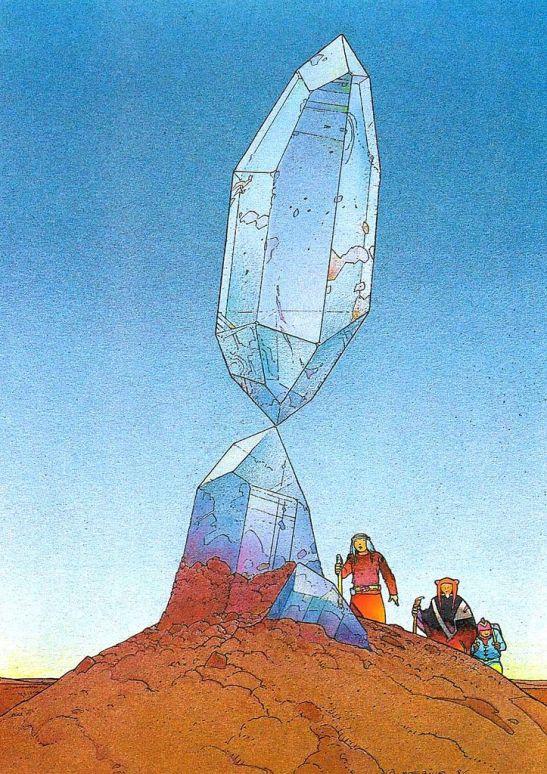 moebius crystal