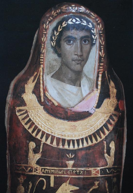 artemidorius Fayum, 200 e kr