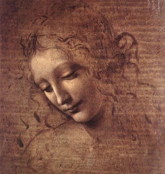 Leonardo_da_Vinci_-_Female_head_-_wikiKitsch