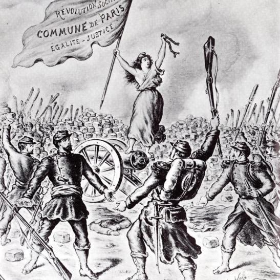 pariskommunen.18 mars 1871 – 28 maj 1871jpg