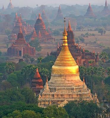 Tempel i mandalay