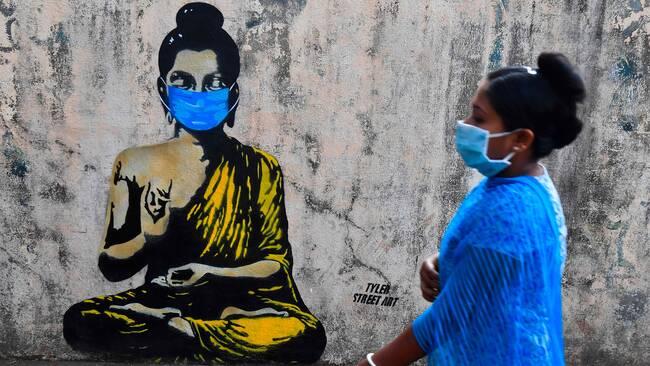 Mumbai Buddha:AFP.jpeg