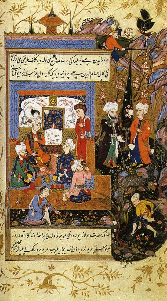 Jalal_al-Din_Rumi,_Showing_His_Love_for_His_Young_Disciple_Hussam_al-Din_Chelebi.jpg
